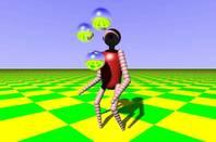 Amiga juggler