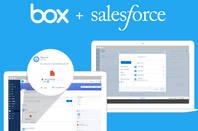 Box and Salesforce have announced integration features