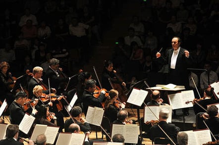 Charles Dutoit and the Philadelphia Orchestra concert in Tianjin