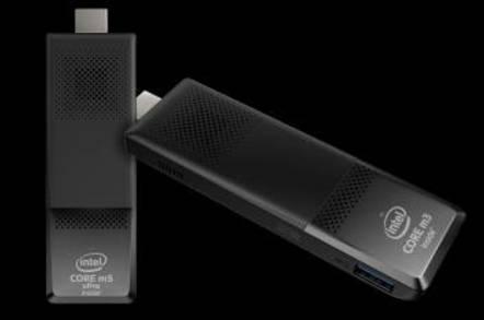 Intel's latest compute sticks