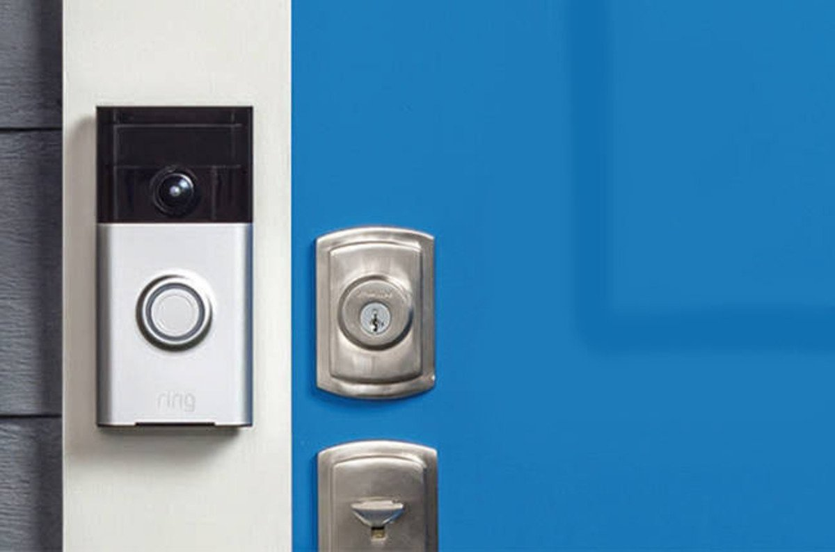 Ring Doorbell On Amazon