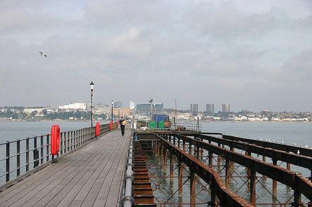 Southend on Sea pier. Pic: Danny Nicholson