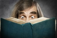 Book learning, image via Shutterstock