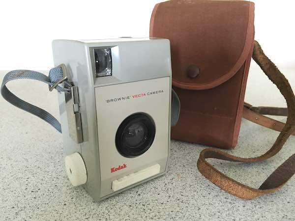 Kodak Brownie camera