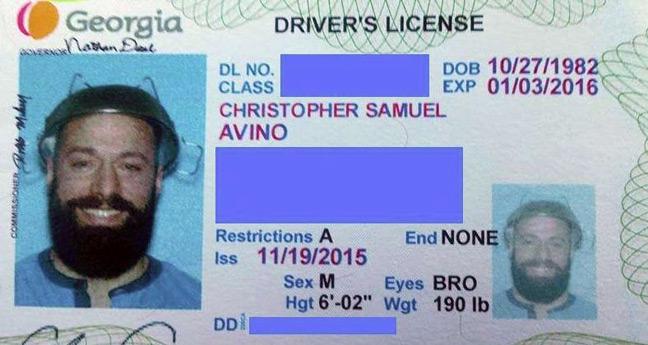 Avino's temporary licence