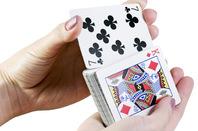 Shuffle, image via Shutterstock
