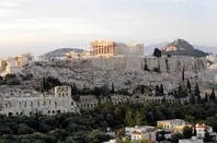 Acropolis at Athens