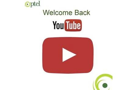 Pakistani ISP PCTL welcomes YouTube back to the country