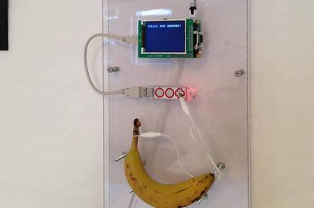 Banana Wifi setup