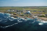 Dounreay aerial copyrigh Dounrea Site Restoration Ltd and Nuclear Decommissioning Authority