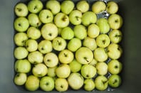 Apples, image via Shutterstock