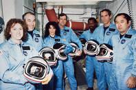 Challenger crew