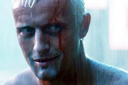Roy Batty Blade Runner