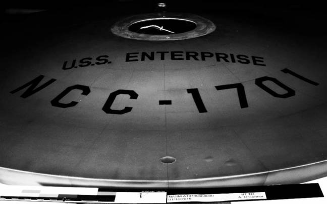 USS Enterprise restoration