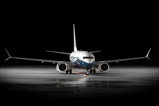 Boeing big cheese repeats pledge of 737 Max software updates