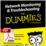 Network Monitoring And Troubleshooting For Dummies