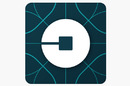 The new Uber rider app icon