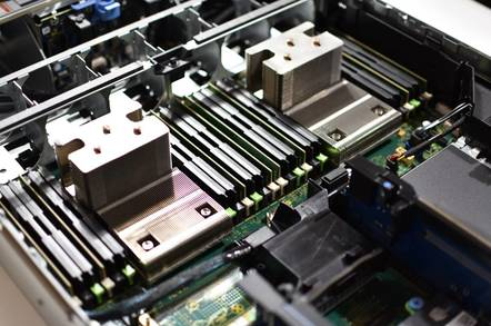 Dell Poweredge R730 motherboard