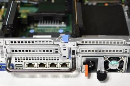 Dell-EMC's dual server supply problem    is not a problem, it