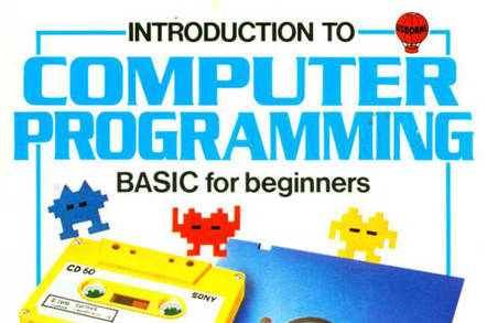 Usborne intro to programming