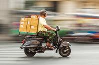 Scooter, photo Christian Mueller Shutterstock.com