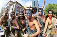 Scots as Braveheart photo Cintia Erdens Paiva via Shutterstock
