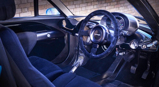 The interior of the Rasa