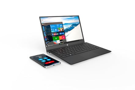 HP Elite x3 and HP Mobile Extender