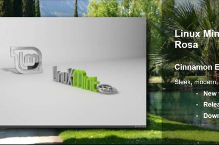 A malware-infected Linux Mint download was offered from the official web site