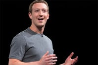 Zuckerberg photo Facebook