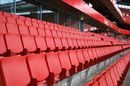 Emirates Stadium seats photo iolya via Shutterstock
