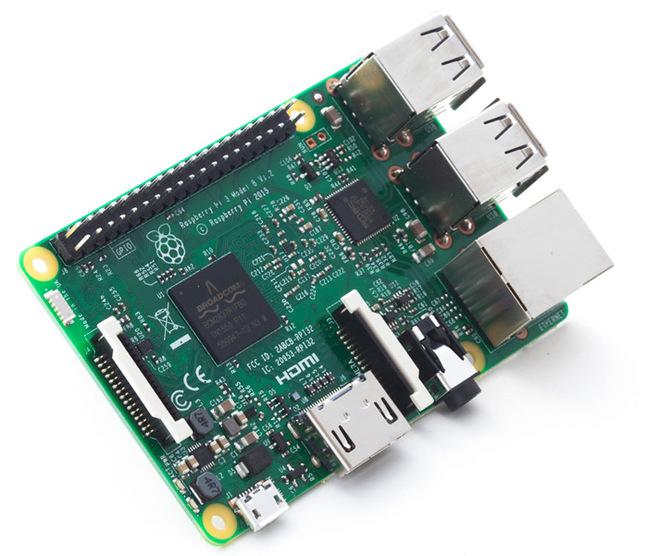 The Raspberry Pi 3