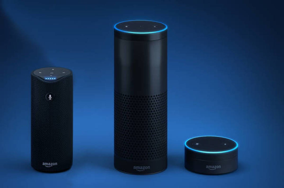amazon crafts two more voice controlled gizmos in its echo. Black Bedroom Furniture Sets. Home Design Ideas