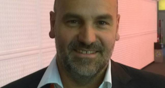 Ubuntu founder Mark Shuttleworth at Mobile World Congress