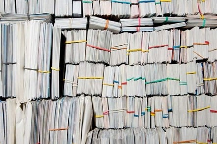 Bundled files, image via Shutterstock