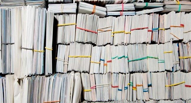 Bundled files, image via Shutterstock