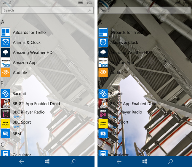 We tested the latest pre-flight build of Windows 10 Mobile