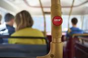 London bus photo, by Nando Machado Shutterstock