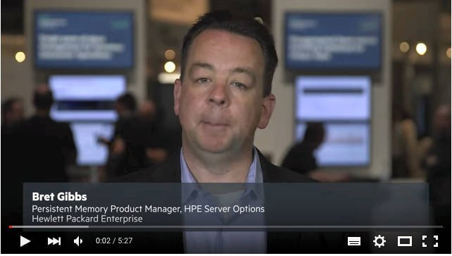 Persistent Memory Has Hpe Got There Already The Register