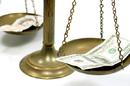 Dollar pound image via Shutterstock