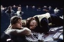 Rose and Jack drowning scene Titanic. Pic: Fox pictures