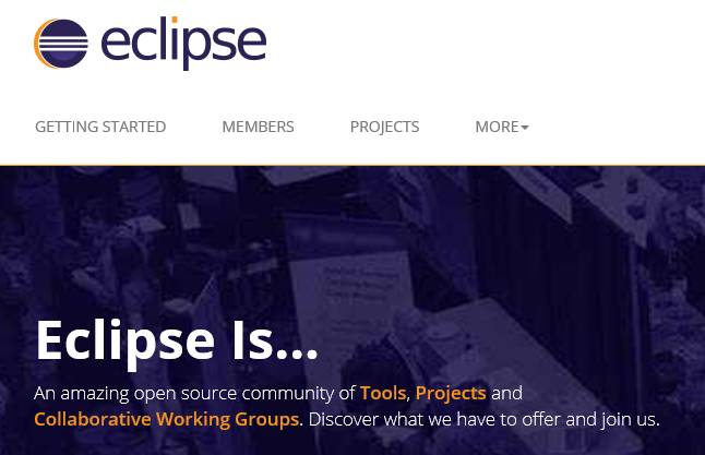 Microsoft joins Eclipse Foundation  Odd thing for a