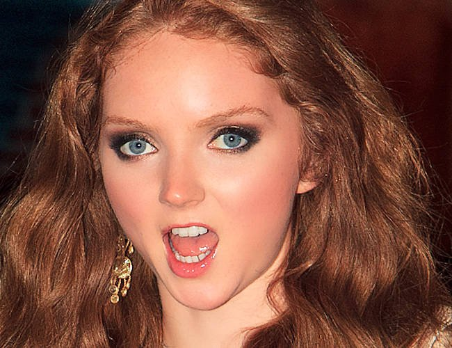 lily cole facebook
