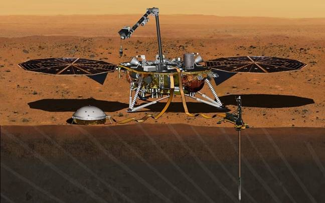 NASA's Mars InSight is landing today