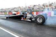 Dragster by Brett Levin, Flickr, CC 2.0 License