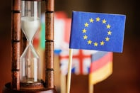 EU egg timer, photo via Shutterstock