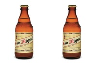 San Miguel beer