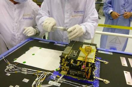 NASA's Electra radios