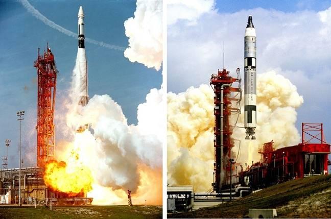 NASA celebrates 50-year anniversary of first spaceship ...