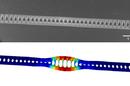 NIST's silicon nitride beam